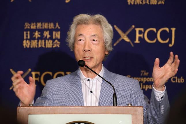 株式市場を明るくしたナンバーワン総理の小泉純一郎氏