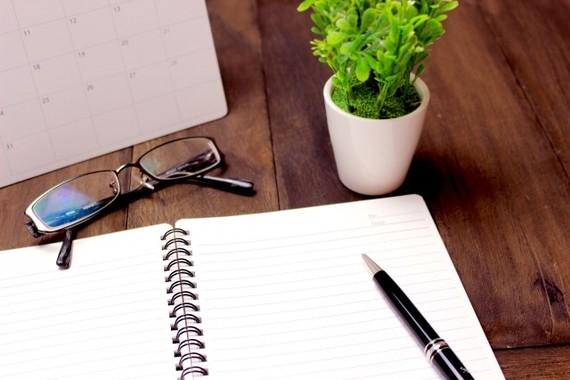 ポジティブな出来事を日記に綴るのが第一歩!