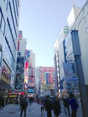 外国人労働者が暮らしていける環境がつくれるか(写真は、東京・秋葉原)
