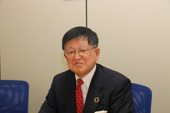 笹谷秀光氏は「2019年はSDGs経営元年」と言う