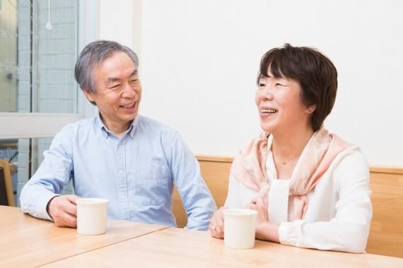 高齢夫婦は安心してOK(写真はイメージ)