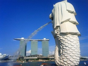 ダイソン氏がシンガポールに買った豪華マンションのお値段は?