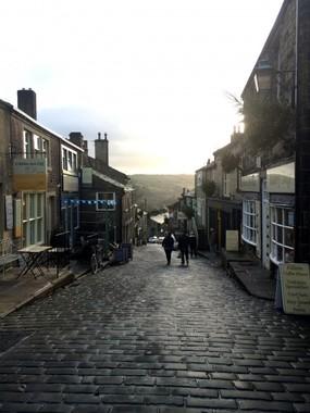 英ウエールズの小さな町が「世界で一番急な坂」でギネス世界記録に(写真はイメージ)