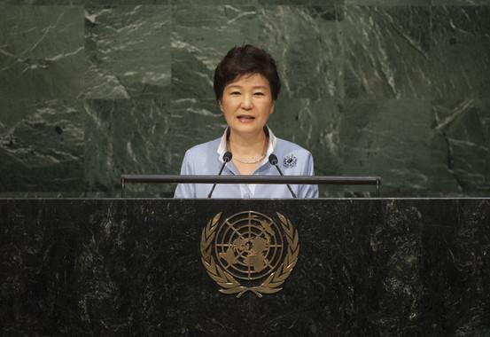 韓国政界の関心は朴槿恵前大統領が釈放されて何を喋るか(UN Photo/Cia Pak)