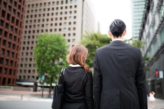 終身雇用コース行くつもりの6割が転職サイト登録(写真はイメージ)