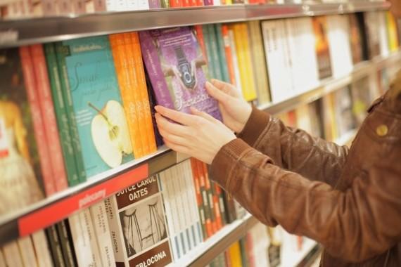 本を手に取らせるのも書店員の技!?