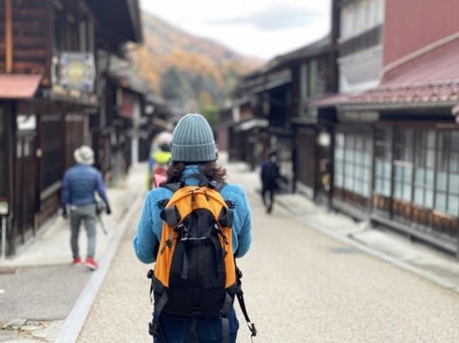 日本旅行を楽しもう(写真はイメージ)