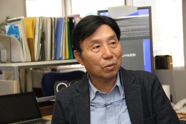金子社長は「シニアや障がい者の方はIT化に取り残されていました」と話す。