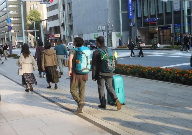 AI通訳機は外国人客にとっても日本旅行ではお役立ちアイテムの一つ