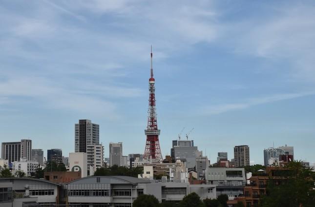 東京12チャンネルは創業のころ、東京タワー近くに社屋を構え「東京タワーの横の箱」といわれた