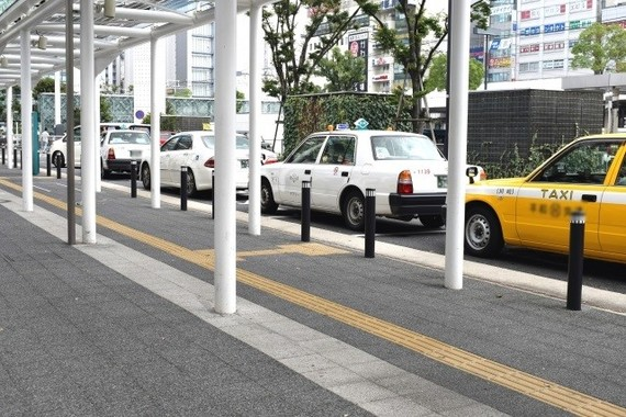 コロナ禍の影響で、タクシー会社が600人もの従業員を解雇した(写真はイメージ)