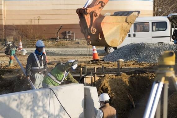 建設業では、新型コロナウイルスの感染者が増えている(写真はイメージ)