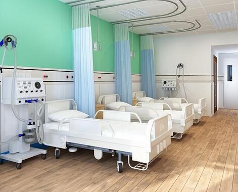 コロナ禍で病院のベッド数が不足している(写真はイメージ)