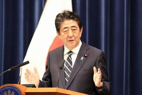 日本語では真意が伝わらない……(写真は、安倍晋三首相)