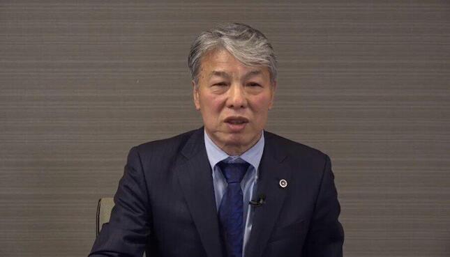 動画の中で「希望はある」と呼びかける村松謙一弁護士