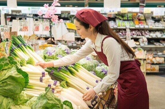 コロナ特需に沸くスーパー(写真はイメージ)