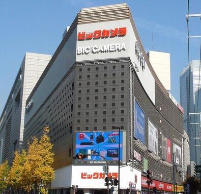 早稲田大学が最初に選んだのは、家電小売りだった!(ビックカメラ有楽町店)