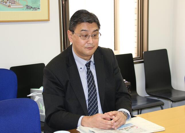 内閣官房まち・ひと・しごと創生本部事務局の中野孝浩参事官は、「地方創生モデルを増やすことが未来の日本をつくる」と話す。