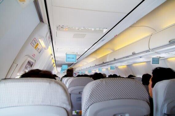 「航空機内に日本人の乗客は……」(写真はイメージ)