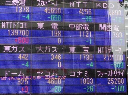 株価急落のあとには急騰がくる……(写真はイメージ)