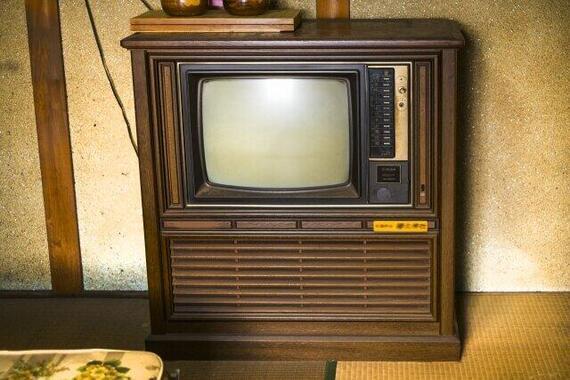 昔はテレビが社業をけん引した……(写真はイメージ)