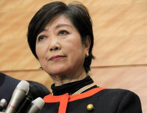韓国では安倍首相、石原慎太郎氏以上の「極右嫌韓」とされる小池百合子都知事