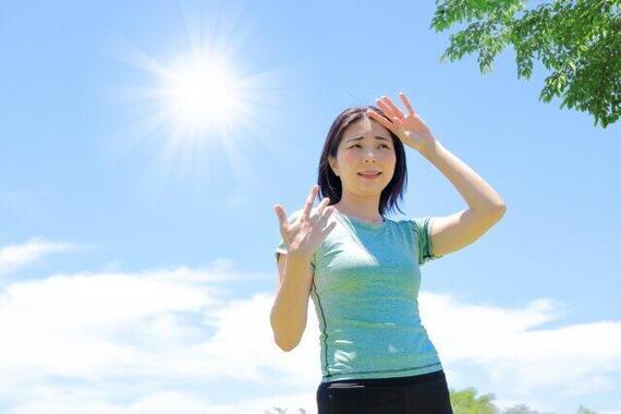 とにかく暑い夏!!