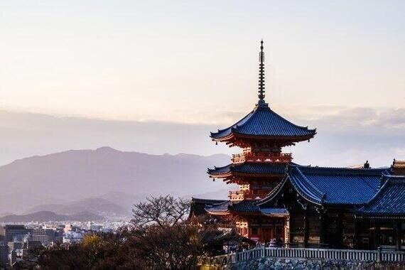 観光名所の京都(写真はイメージ)