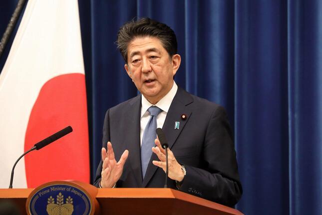 韓国政界で惜しんで(?)退陣する安倍晋三首相