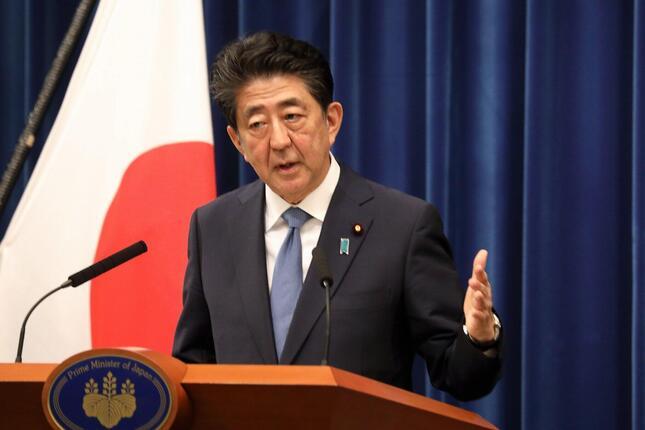 安倍首相は「潰瘍性大腸炎」を理由に、突然辞任を発表した。