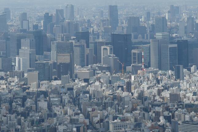 東京都は7月に再び「転出超過」