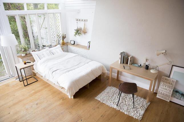 家具・家電のサブスクを提供するクラスによる「家具付き賃貸」のイメージ