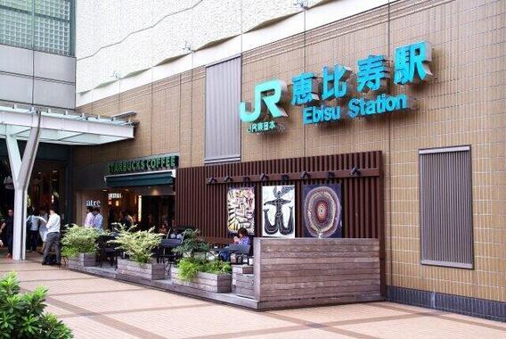 「緑」にはエコなイメージがある(写真は、東京・恵比寿)