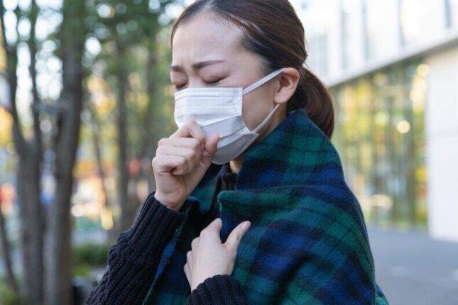 冬、空気が乾燥して菌やウイルスの感染拡大が懸念される