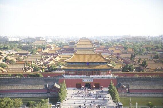 中国とのビジネスに「中国法」への理解は欠かせない(写真は、国立故宮博物院)