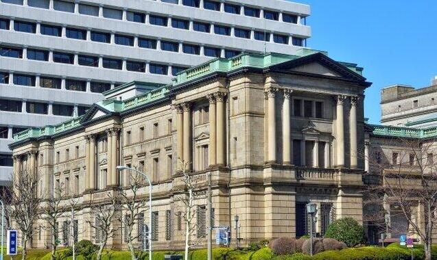 日本の「お金」の中枢、日本銀行本館