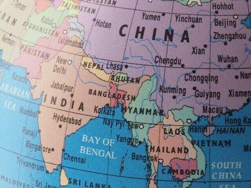 いまや中国やインドは最先端技術の実験場だ
