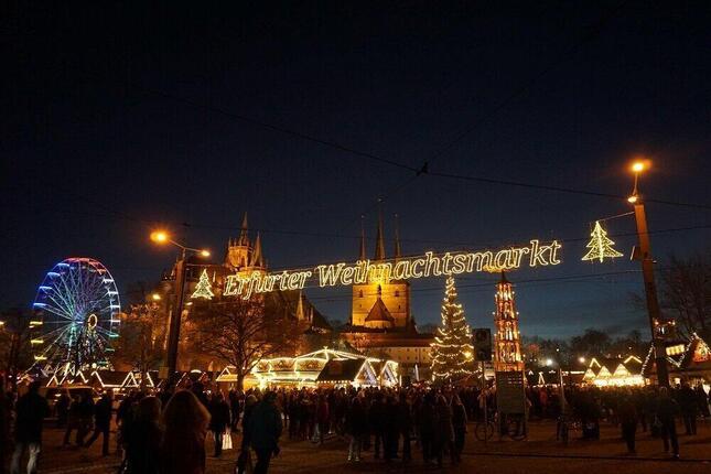ドイツのクリスマスマーケット、今年は……(撮影:神木桃子氏)