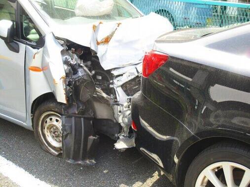 交通事故は減っているけど……(写真はイメージ)