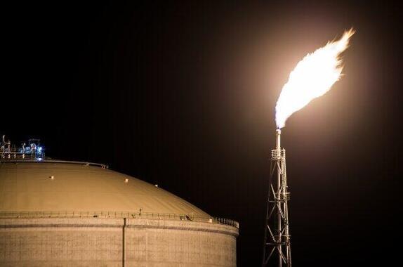 火力発電に必要な液化天然ガスが枯渇している……(写真はイメージ)