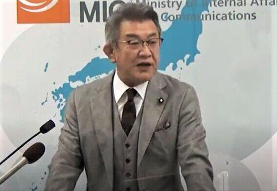 NHK攻撃に執念を燃やす武田良太総務相