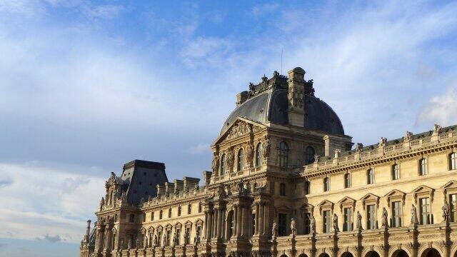 世界のエリートは美意識を高めている!?(写真は、フランス・パリにあるルーブル美術館)