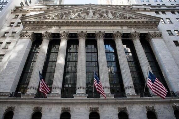 米国株は調整局面か?(写真は、米ニューヨーク証券取引所)