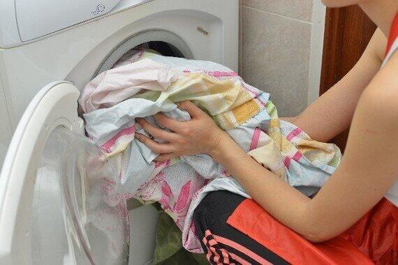 コロナ禍、テレワークで洗濯物は自宅で洗える部屋着が増えて……