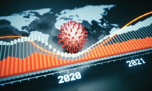 世界中に広がる新型コロナウイルス
