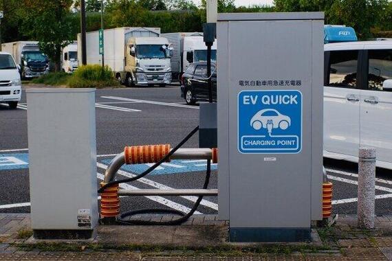EV「アップルカー」が走る日が来れば、ガソリンスタンドも「充電器」に変わる