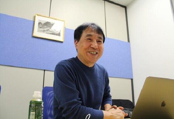 日本の「CO2ゼロ宣言」遅すぎる……(写真は、環境学者の飯田哲也さん)