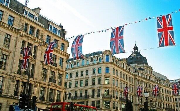 英国王室は「メーガン妃」発言で炎上!?(写真は、英国・ロンドン)