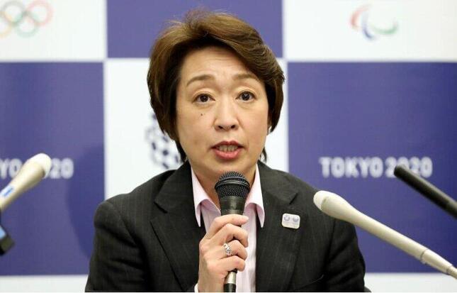 東京五輪組織委の橋本聖子会長