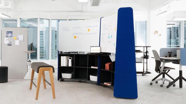 コロナ禍でオフィスが変わる……(写真はイメージ)
